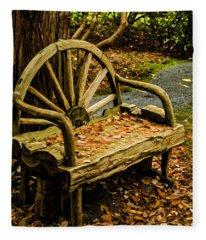 Changing Of The Seasons Fleece Blanket
