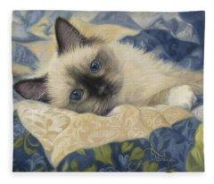 Charming Fleece Blanket