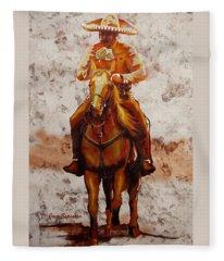 C . H . A . R . R . O Fleece Blanket