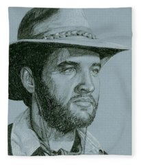 Charro Fleece Blanket