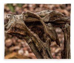 Chattahoochee National Forest Fleece Blanket