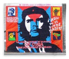 Che Guevara Fleece Blanket