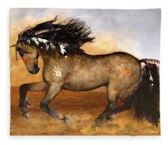 Cherokee Fleece Blanket