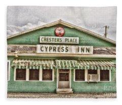 Chester's Place Fleece Blanket