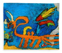 Chimera Fleece Blanket