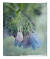 Chiming Bells Part IIi Fleece Blanket