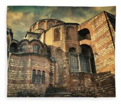 Chora Church Fleece Blanket