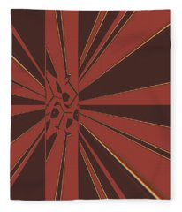 Civilities Fleece Blanket