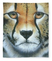 Close To The Soul Fleece Blanket