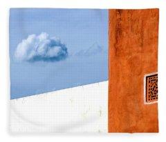 Cloud No 9 Fleece Blanket