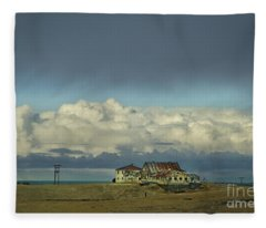 Clouds Of My Mind Fleece Blanket