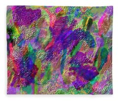 Color Dream Play Fleece Blanket