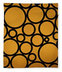 Come Full Circle Fleece Blanket