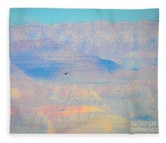 Condor Series A Fleece Blanket