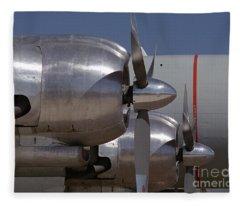 Connie's Props Fleece Blanket