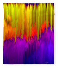 Consciousness Rising Fleece Blanket