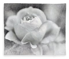 Cool Rose Fleece Blanket