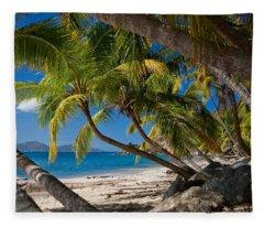 Cooper Island Fleece Blanket