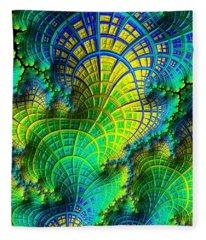Coral Electric Fleece Blanket