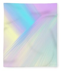 Cosmic Light Fleece Blanket