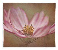 Cosmos Fleece Blanket