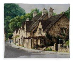 Cotswold Street Fleece Blanket