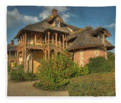 Cottage Versailles Fleece Blanket