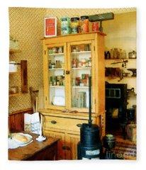 Country Kitchen Sunshine IIi Fleece Blanket