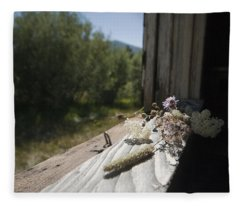 Country Love Fleece Blanket