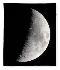 Craters Fleece Blanket