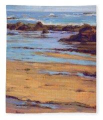 Crystal Cove Fleece Blanket