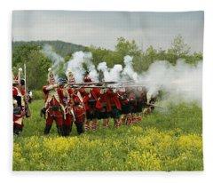 Culloden Loyalists Fleece Blanket