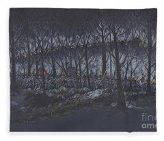Culp's Hill Assault Fleece Blanket