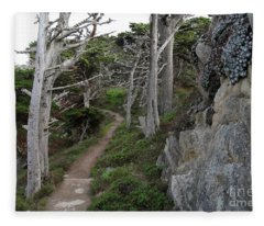 Cypress Grove Trail Fleece Blanket