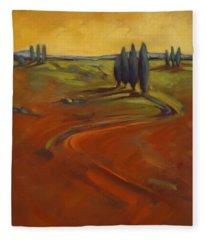 Cypress Hills 3 Fleece Blanket