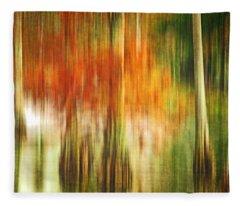 Cypress Pond Fleece Blanket