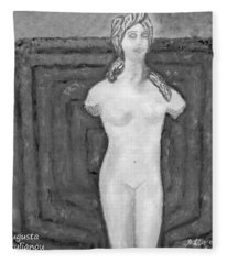 Aphrodite Fleece Blanket