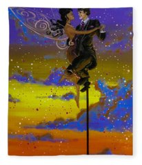Dance Enchanted Fleece Blanket
