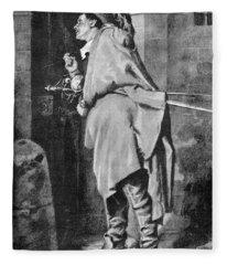 D'artagnan Fleece Blanket