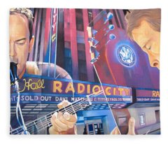 Dave Matthews And Tim Reynolds Live At Radio City Fleece Blanket