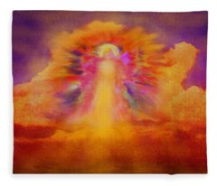 Dawn Sentinal Fleece Blanket