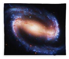 Deep Space Fleece Blanket
