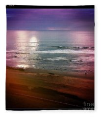 Del Mar Fleece Blanket
