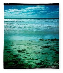Del Mar Glow Fleece Blanket