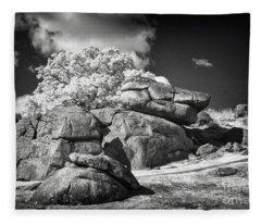 Devils Den - Gettysburg Fleece Blanket