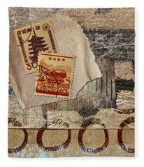 Stamps Fleece Blankets