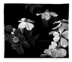 Dogwood Fleece Blanket