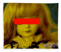 Dolls 22 Fleece Blanket