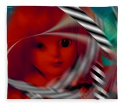 Dolls 31 Fleece Blanket