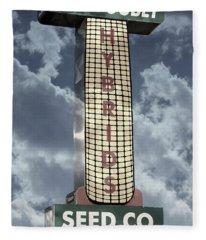 Doubet Seed Company 1.4 Fleece Blanket